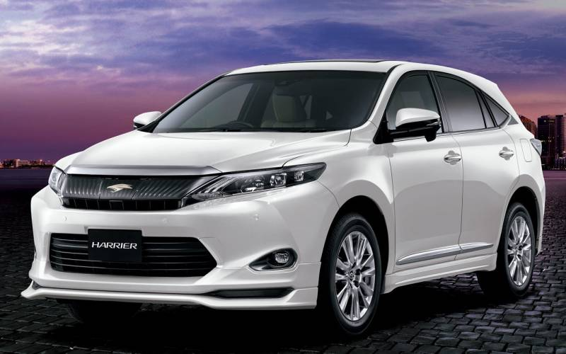 comparison toyota harrier 2015 vs kia sportage sx suv 2015 suv drive. Black Bedroom Furniture Sets. Home Design Ideas