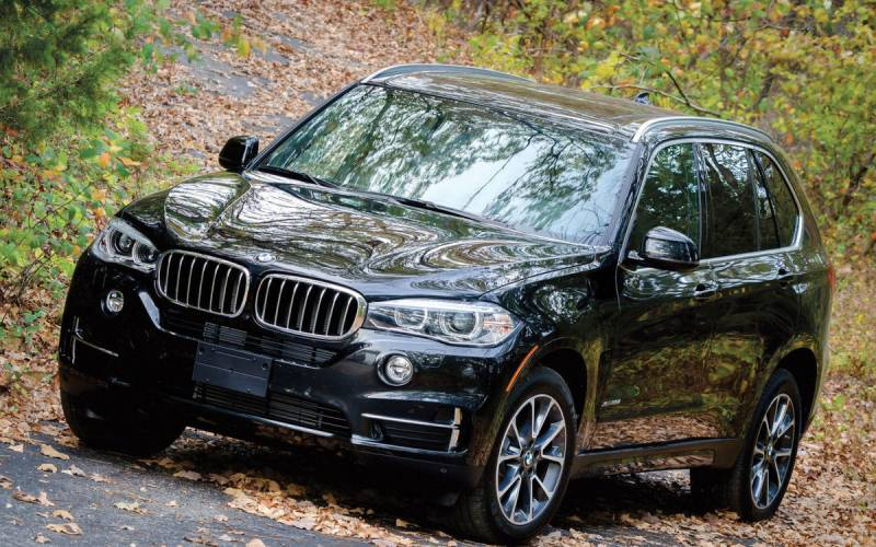 Bmw X6 Seating Capacity 2019 Bmw X5 Review Styling Price Features Engine And Bmw X Suv Drive