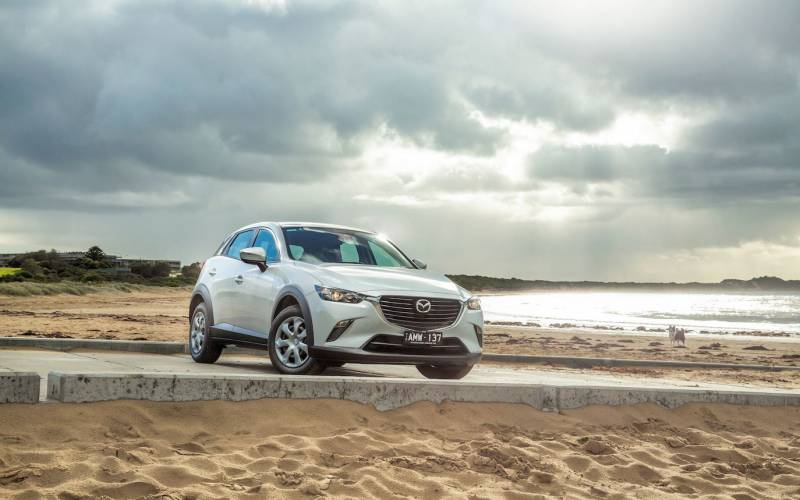 2018 Subaru Crosstrek Vs Mazda Cx 3 >> Comparison - Mazda CX-3 Grand Touring 2017 - vs - Subaru Crosstrek Limited 2018 | SUV Drive
