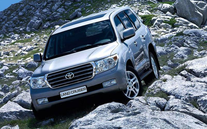 Comparison - Toyota Highlander Limited Platinum 2015 - vs ...
