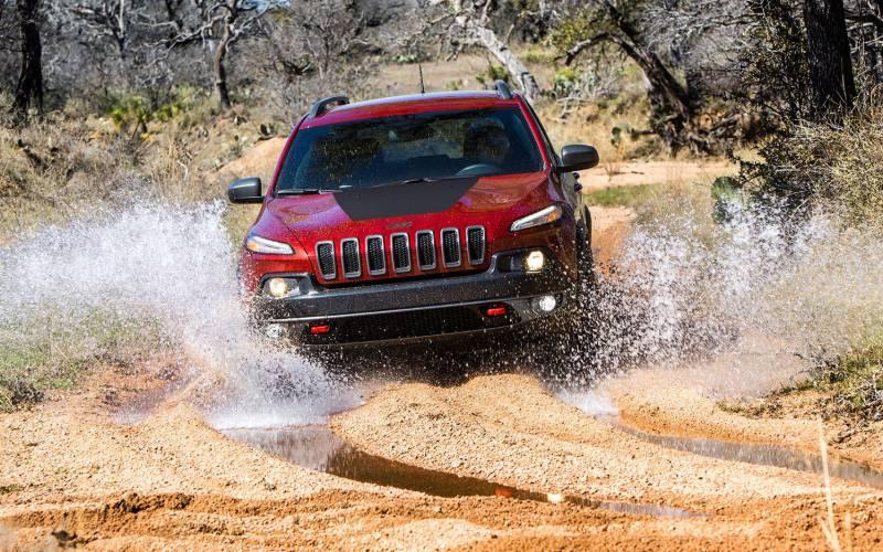 Comparison Jeep Cherokee 2017 Vs Volkswagen Atlas Sel 2018