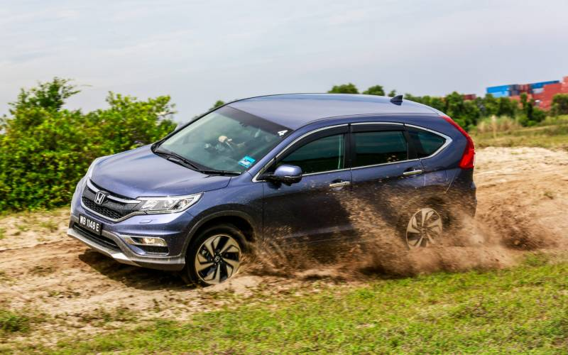 Honda Cr V Suv 2017 Review Mat Watson Reviews Autos Post