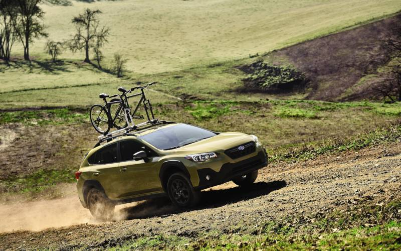 comparison  subaru crosstrek sport 2021  vs  vauxhall