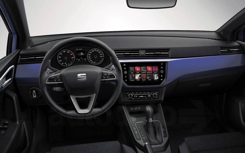 Comparison Seat Arona Fr 2018 Vs Volkswagen Atlas R