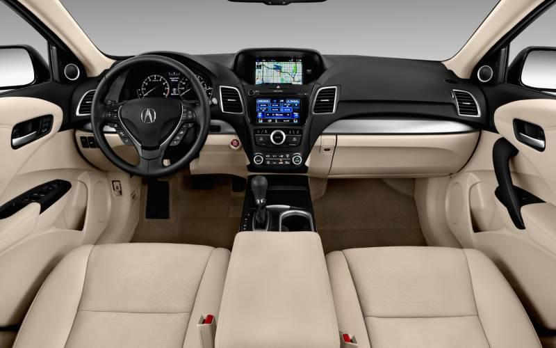 Comparison - Jaguar E-Pace R‑DYNAMIC HSE 2018 - vs - Acura RDX 2017 | SUV Drive