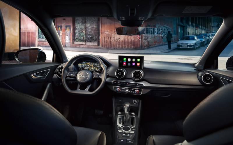 Comparison - Audi Q2 S line 2018 - vs - Nissan Qashqai ...