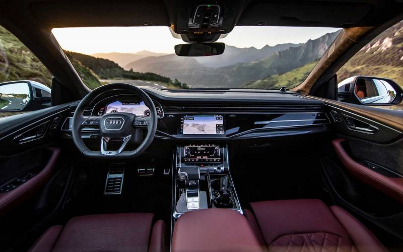 Comparison - Audi SQ8 2020 - vs - Cadillac XT5 Luxury 2020 ...