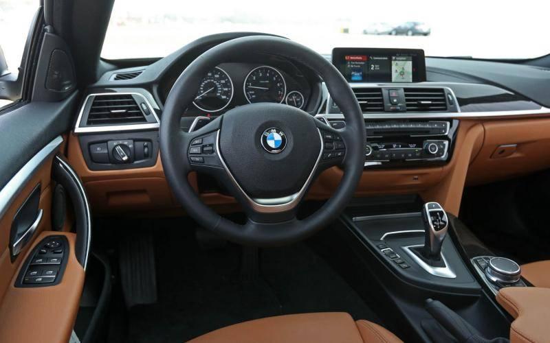 Bmw 4 Series Gran Coupe 440i Xdrive 2019 Suv Drive