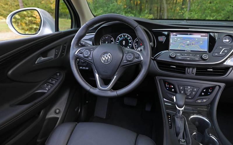 Comparison Buick Envision Essence 2018 Vs Cadillac