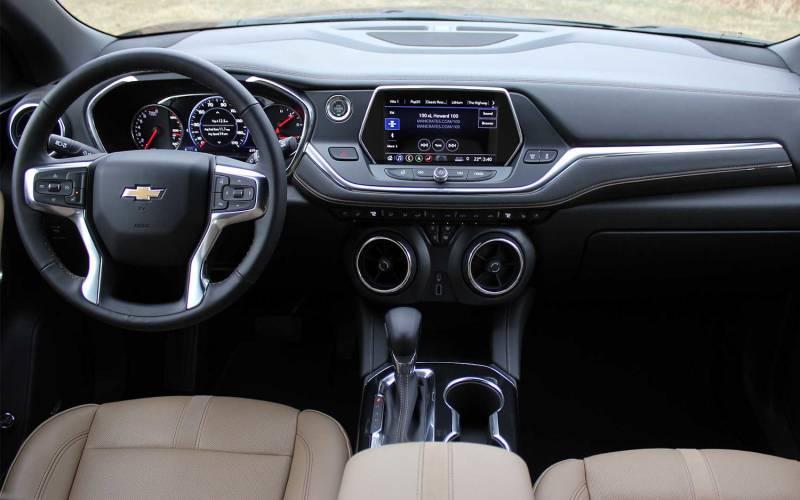 Comparison - GMC Terrain Denali 2020 - vs - Chevrolet ...