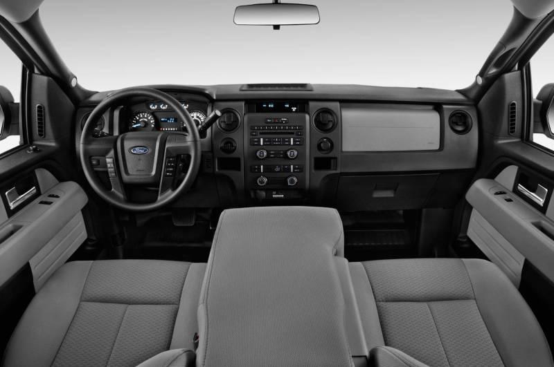 2015 Ford F 150 Regular Cab >> Comparison - Ford F-150 XL Regular Cab 2015 - vs - Chevrolet Silverado 1500 Regular Cab LS 2015 ...