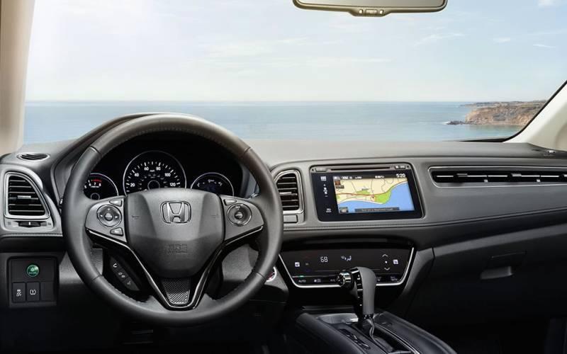Comparison honda hr v lx 2018 vs seat arona fr 2018 for Honda hrv gas tank size