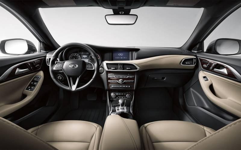 Toyota Suv Names >> Comparison - Mazda CX-5 Grand Touring 2017 - vs - Infiniti QX30 Premium 2018 | SUV Drive