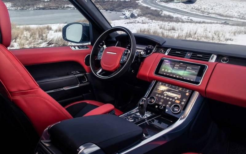 Range Rover Autobiography >> Comparison - Land Rover Range Rover Sport HST 2020 - vs - Porsche Cayenne Coupe 2020 | SUV Drive