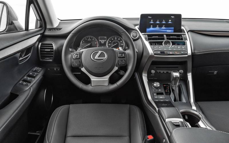 Comparison - Lexus NX 300h AWD 2018 - vs - Cadillac XT4 ...