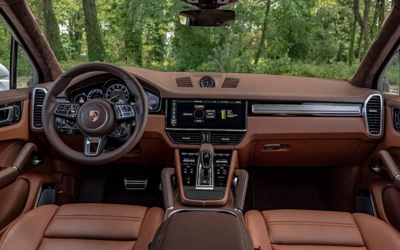 Comparison Porsche Cayenne Coupe 2020 Vs Porsche Cayenne Turbo S E Hybrid 2020 Suv Drive