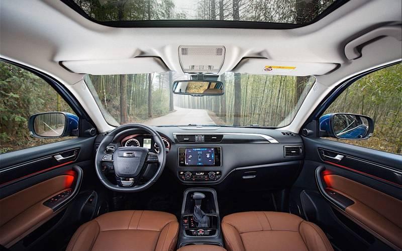 Comparison Vauxhall Crossland X 2017 Vs Qoros 5 Prestige 2017 Suv Drive