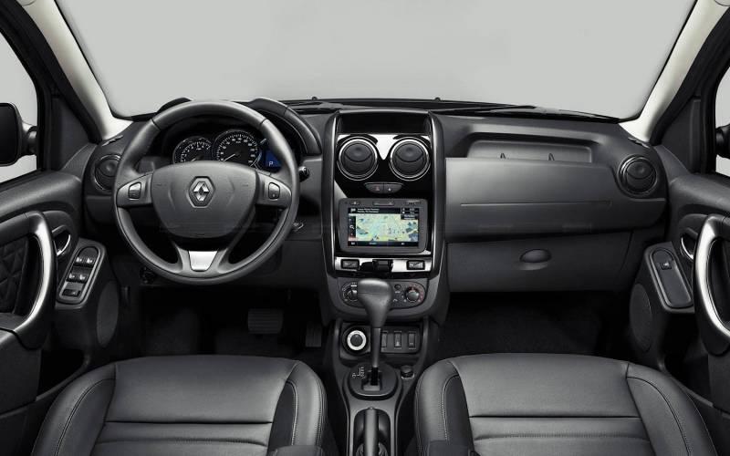 Comparison - Renault Duster 2015 - vs - Dacia Duster 2015 4x2   SUV ...