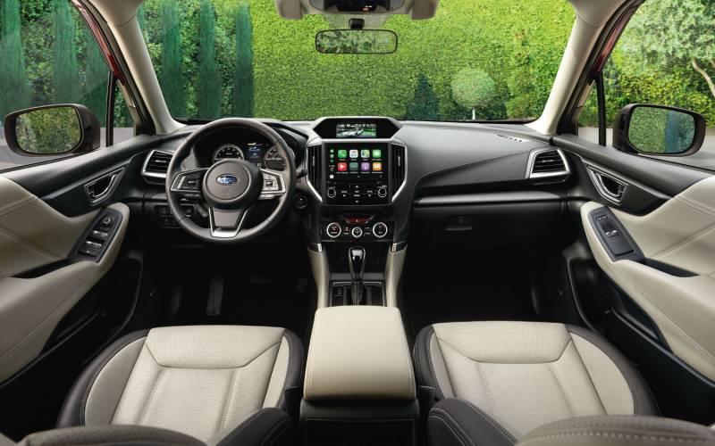 Comparison - Subaru Forester Sport 2019 - vs - Toyota RAV4 ...