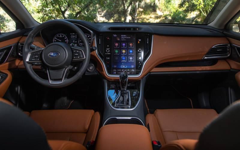Subaru Legacy Touring Xt 2020 Suv Drive