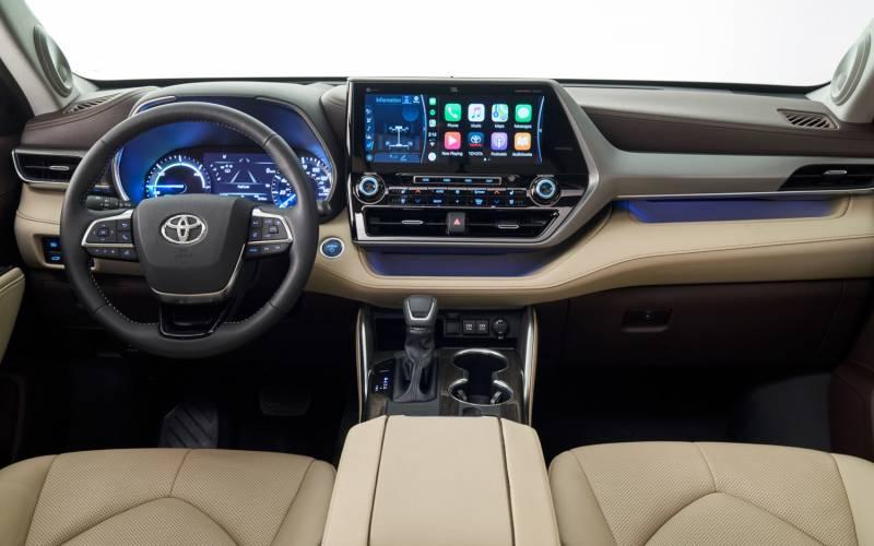 Lexus 3 Row Suv >> Comparison - Lexus RX 350L Luxury 2019 - vs - Toyota ...