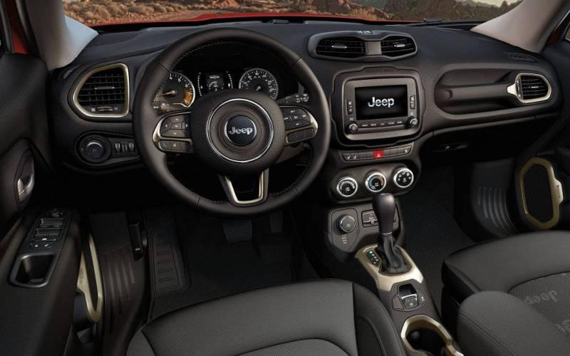 Comparison Jeep Renegade 2017 Deserthawk Vs Buick Encore