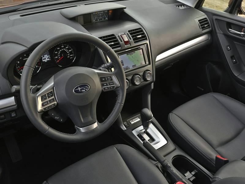 Comparison Bmw X3 Xdrive 35i 2015 Vs Subaru Forester