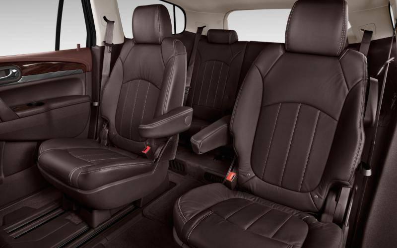Comparison - Chevrolet Tahoe Premier 2018 - vs - Buick ...