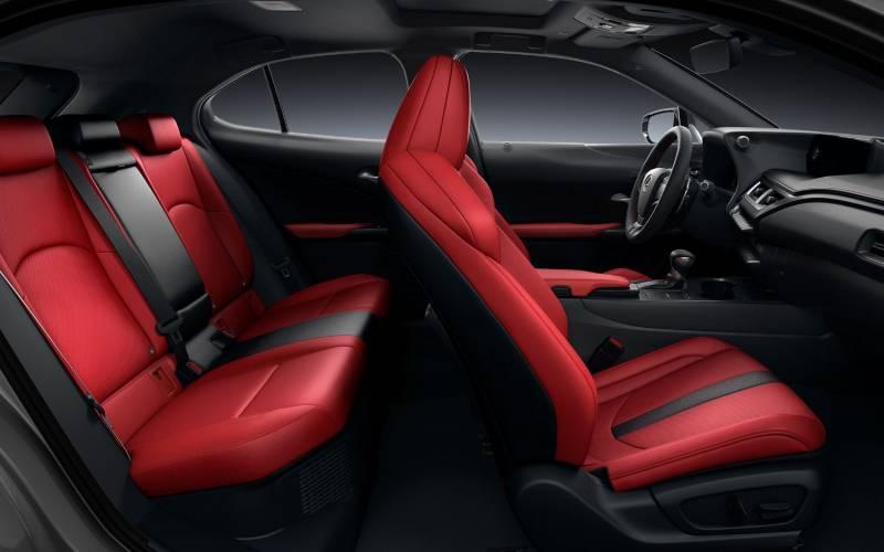 Comparison Lexus RX 450h 2017 Vs Lexus UX F Sport