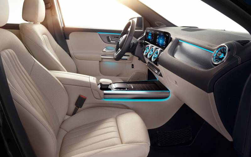 Mercedes-Benz GLA 250 2021 | SUV Drive
