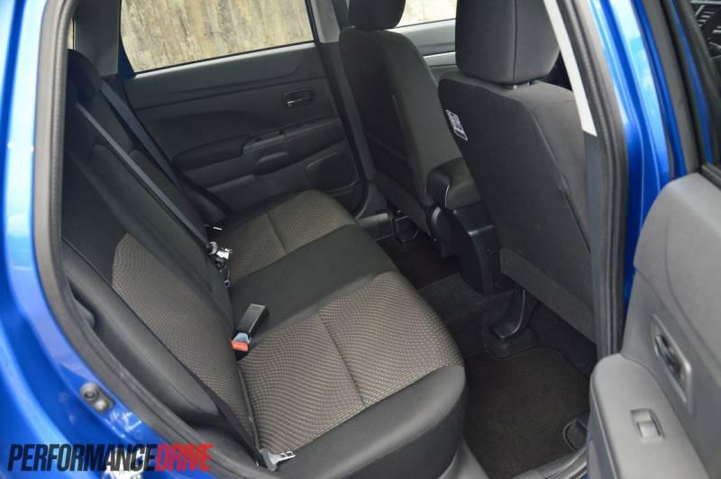 2017 Honda Hrv >> Comparison - Mitsubishi ASX LS 5 Door Wagon - vs - Toyota CHR 2018   SUV Drive