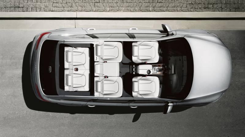 Audi Suv 3rd Row Seating