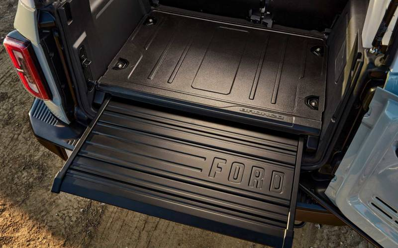 Ford Bronco Wildtrak 4-door 2021 | SUV Drive