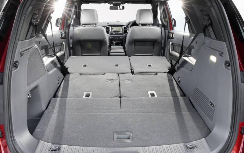 Comparison Ford Everest Titanium 2017 Vs Ford
