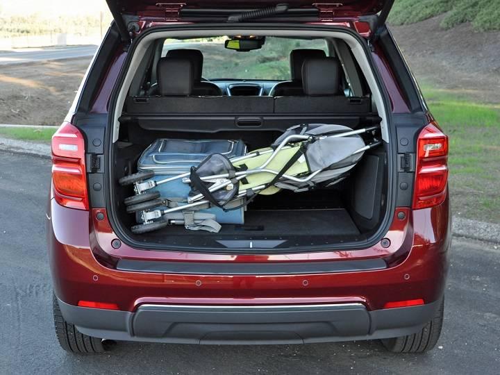 Comparison - Chevrolet Equinox SUV 2016 - vs - Mazda CX-9 ...