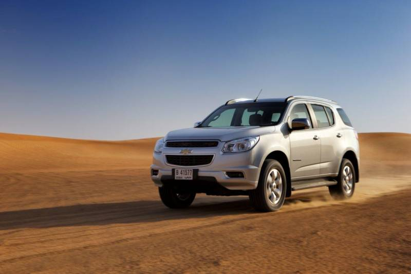 Comparison Chevrolet Trailblazer 2015 Vs Jeep Grand Cherokee