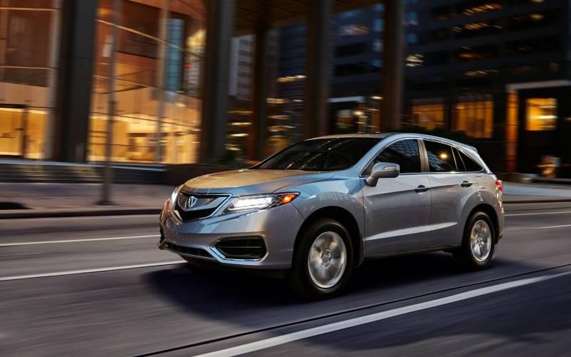 Best Luxury Suv >> Acura RDX Technology 2018 | SUV Drive