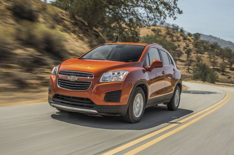 comparison chevrolet trax suv 2016 vs buick encore. Black Bedroom Furniture Sets. Home Design Ideas