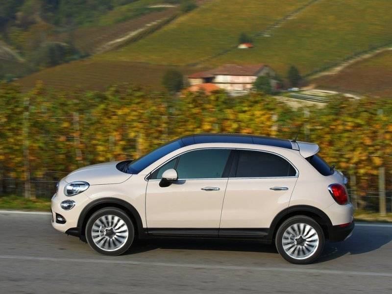 comparison fiat 500x 2016 vs dacia duster 2015 4x2. Black Bedroom Furniture Sets. Home Design Ideas