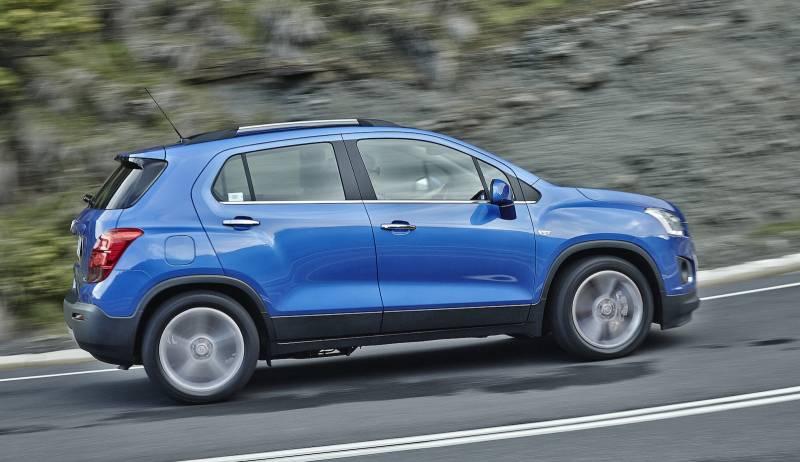 Chevrolet trax walkaround for Solomon motor company dothan alabama
