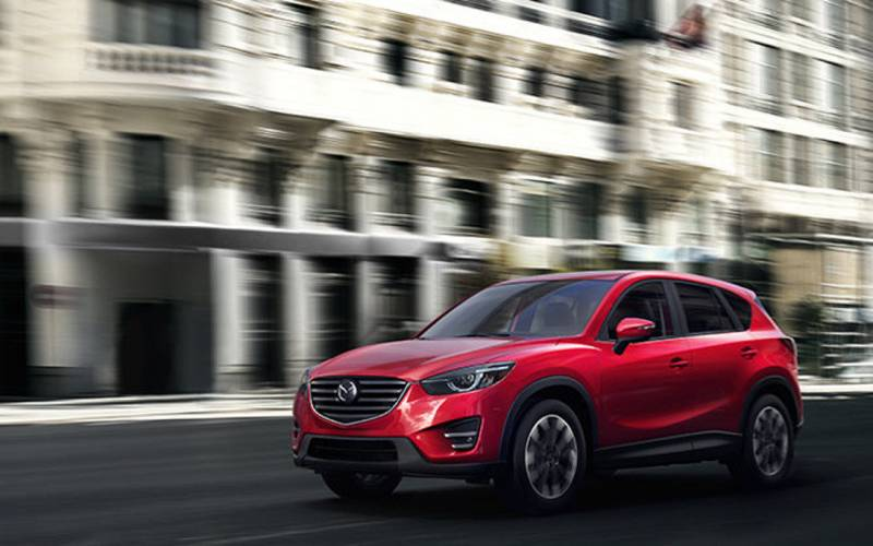 Comparison Mazda Cx 5 2016 Vs Chevrolet Trax Lt 2017 Suv Drive