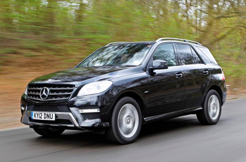 2014 Mercedes Benz Ml63 Amg Start Up Exhaust And In