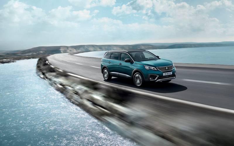 Comparison Peugeot 5008 Gt Line 2018 Vs Skoda Karoq