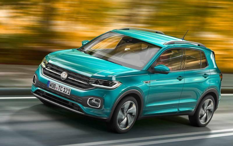 Comparison - Volkswagen T-Cross 2019 - vs - Daihatsu ...