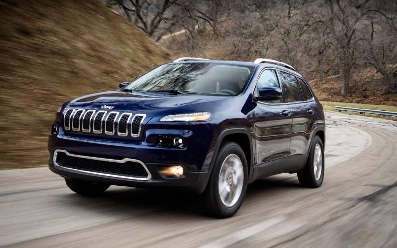 Comparison Jeep Cherokee 2017 Vs Volkswagen Atlas Sel 2018 1