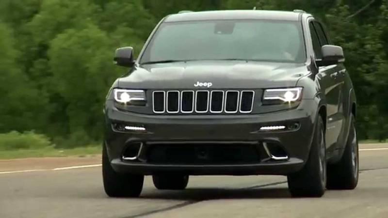 Comparison - Jeep Grand Cherokee SRT 2016 - vs - Jeep ...