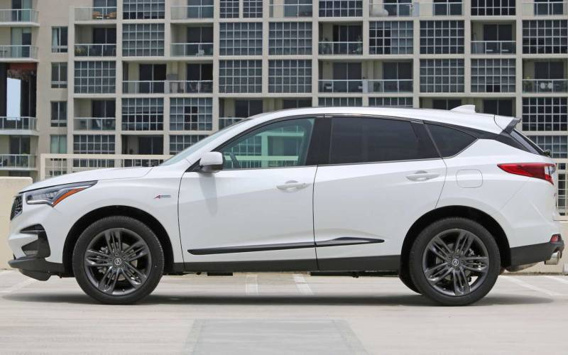 Comparison Cadillac Xt5 Luxury 2020 Vs Acura Rdx A
