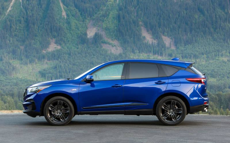 Comparison - Acura RDX Technology 2019 - vs - Lexus NX ...