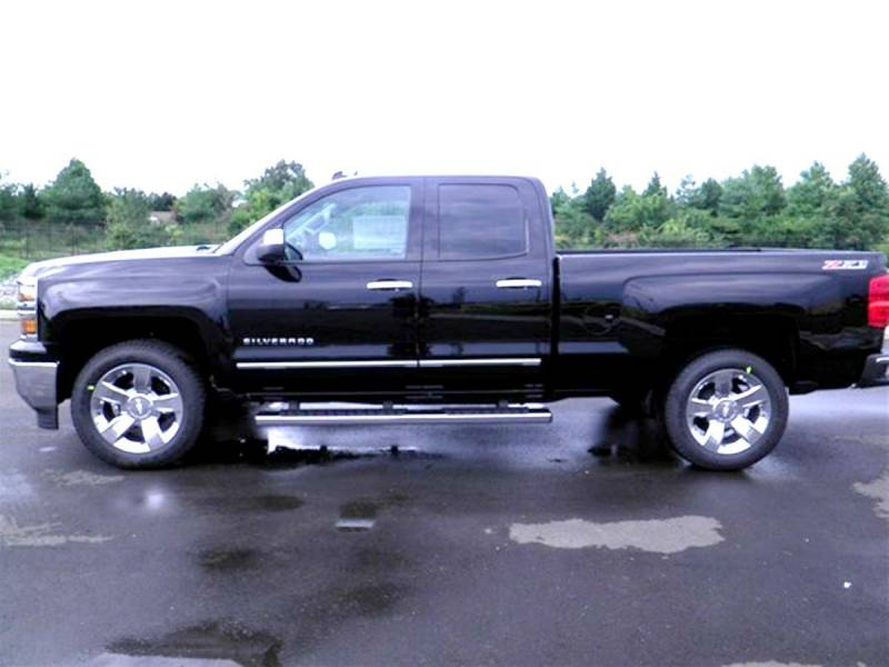 chevrolet silverado 1500 double cab ltz 2015 suv drive. Black Bedroom Furniture Sets. Home Design Ideas