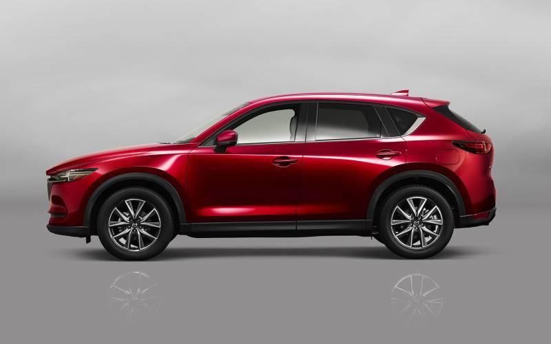 Comparison - Mazda CX-5 Grand Touring 2017 - vs - Subaru Outback 2.5i Limited 2018   SUV Drive